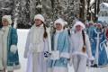 Конкурс Костромская Снегурочка 2013 В Щелыкове
